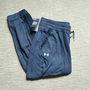Under Armour womens sweat pants